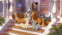 Watch Lady and the Tramp II: Scamp's Adventure (2001) full ...