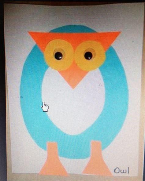 letter o craft preschool craft ideas 833 | 109425960efff610ac03c437fe11db79