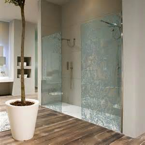 creative shower screen romancing designs by antonio lupi