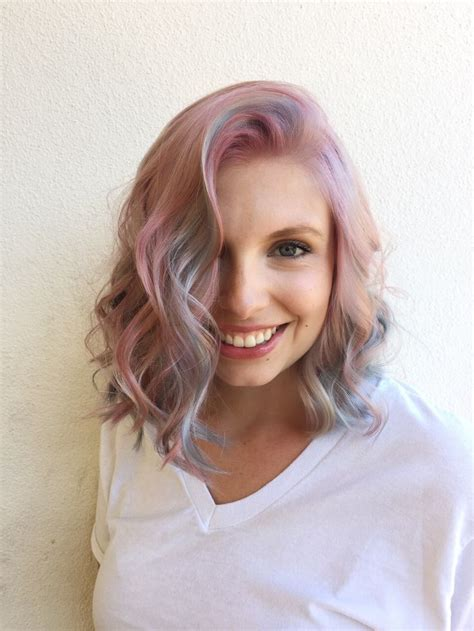 Hair In The Pastel Hair Category