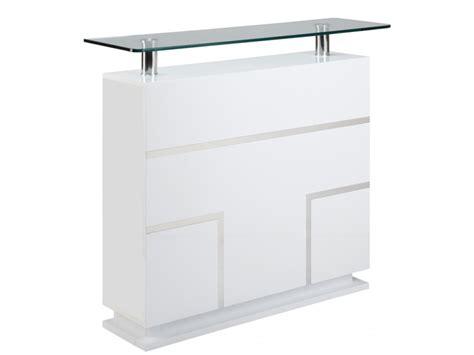 electro cuisine meuble de bar luminescence mdf laqué blanc leds