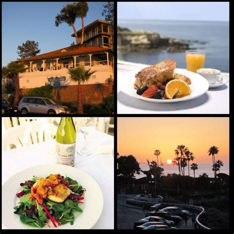 La Cove Restaurant by Brockton Villa Restaurant La Jolla Cove Good Food