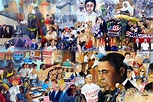 US History the first ten years 21st century Painting by ...