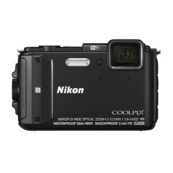 fnac appareil photo compact appareil photo compact nikon coolpix aw130 noir appareil