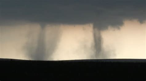 Twin Tornadoes Reports Multiple Twisters Colorado
