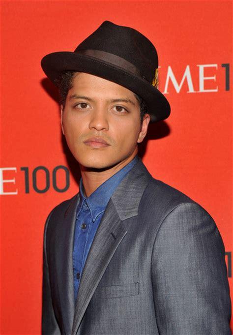 Celebrity Corner Bruno Mars