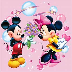 Mickey Und Minnie Mouse : online buy wholesale mickey mouse background from china mickey mouse background wholesalers ~ Eleganceandgraceweddings.com Haus und Dekorationen