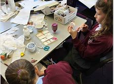Year 5 – Crumble DT Project – St Cuthbert's Primary School