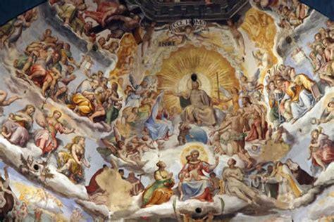chambres d hotes florence très fresque de la coupole de la cathédrale de florence