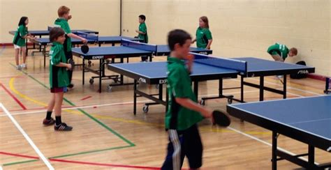 table tennis for kids after classes for kids leinster table tennis league