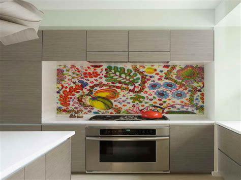 mur de cuisine comment décorer les murs de la cuisine bricobistro