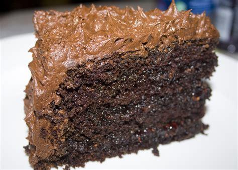 what makes a cake moist super moist chocolate cake bakerlady