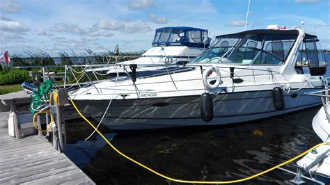 Should I Buy A Doral Boat by 1996 Doral 350sc For Sale In The Lindsay Area Northeast Of