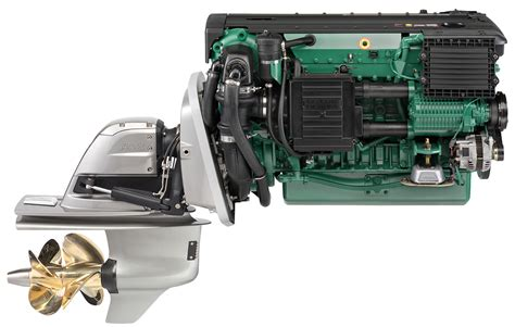 volvo penta outdrive exchange