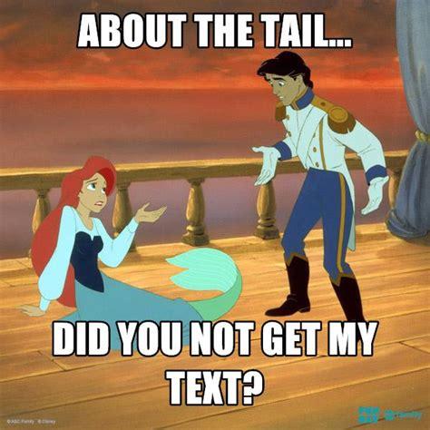 Little Mermaid Memes - 15 little mermaid jokes memes that will ruin your childhood gurl com gurl com