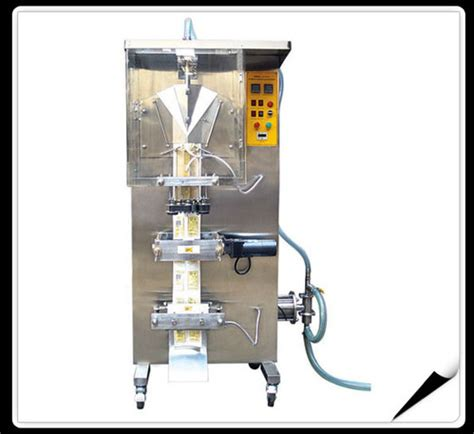 automatic liquid filling packing machine automatic water pouch filling manufacturer