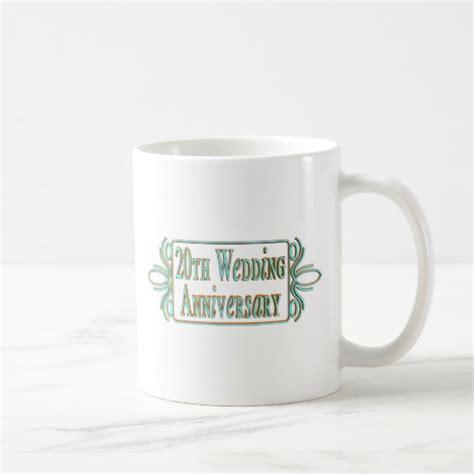20th wedding anniversary gift 20th wedding anniversary gifts at zazzle