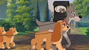 Lady and the Tramp II: Scamp's Adventure Movie Review ...