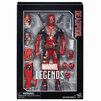 Marvel Legends Deadpool Figures Hulk Thor Series