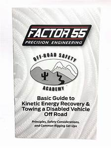 Basic Guide To Kinetic Energy Recovery  U0026 Towing A Disabled