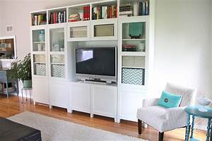 Wall UnitIKEA Besta Line Bookshelves Ideas