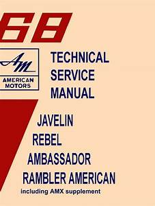 1968 Amc Technical Service Manual