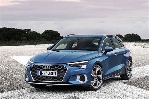 The audi a3 is a small family or subcompact executive car manufactured and marketed since the 1990s by the audi subdivision of the volkswagen group, currently in its fourth generation. On vous dit tout sur la nouvelle Audi A3 Sportback (2020 ...