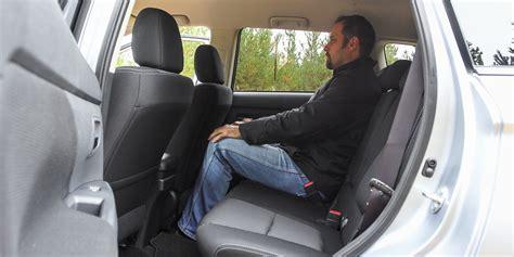subaru forester seating  row brokeasshomecom