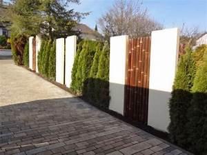 Gartengestaltung Sichtschutz Modern : garten sichtschutz modern ~ Articles-book.com Haus und Dekorationen