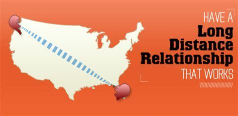 surviving  long distance relationship