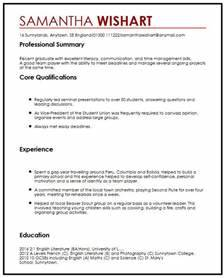 Fill Out Resume No Work Experience Bestsellerbookdb