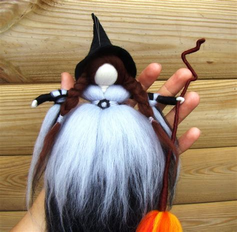 yuletide witch fall witch witch doll halloween witch