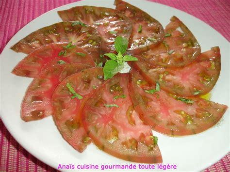 anais cuisine une tomate et 1000 façons ïs cuisine gourmande toute