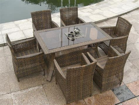 wicker kitchen furniture dining room wicker kitchen sets rattan dining chairs