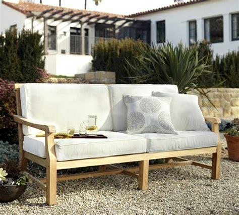 canape tresse exterieur canapé extérieur 47 idées de coin salon de jardin magnifique