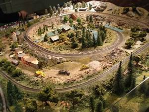 17 Best Images About N Scale Train Layout Ideas On