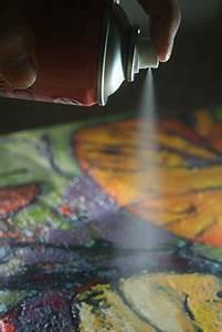 Comment Encadrer Une Toile : comment vernir une toile un tableau nabismag ~ Voncanada.com Idées de Décoration