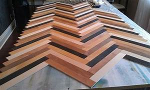 Something Like This For Sofa Table Of Wood To Make