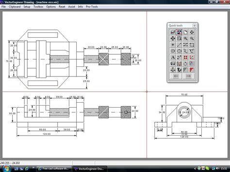 logiciel de dessin industriel gratuit vectorengineer bei heise