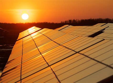 avantages et fonctionnement de l 233 nergie solaire