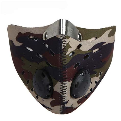 Outdoor riding mask unisex breathable anti pollution air