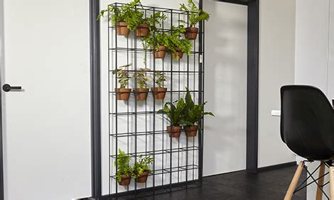 diy wire vertical garden bunnings warehouse