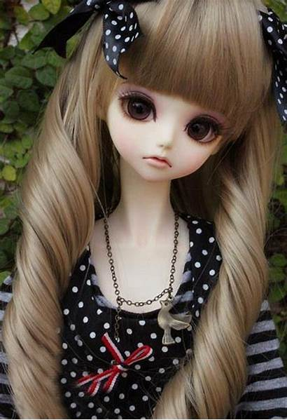 Doll Barbie Dolls Wallpapers Emo Sweet Anime