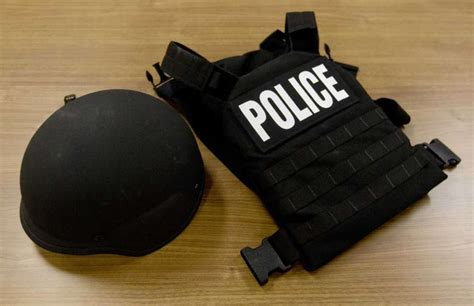 Why A Professor Is Wearing A Bulletproof Vest To Class