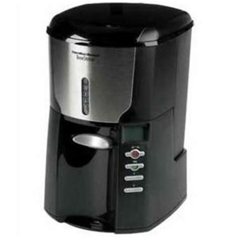 This particular coffee maker features an internal reservoir which is fully insulated and able to keep your coffee at no matter how much you might love a cup of hot coffee, there are also what users like about the coffee maker. Hamilton Beach BrewStation Plus 12-Cup Programmable Coffee Maker 47665Z Reviews - Viewpoints.com
