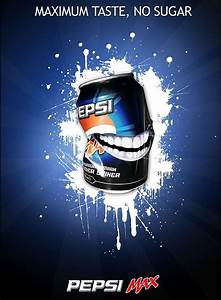 Pepsi Max Poster - Example of a Product Poster | PDE1350 ...