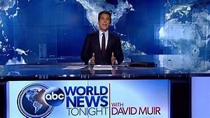 39World News Tonight39 Updates Logo Graphics NewscastStudio