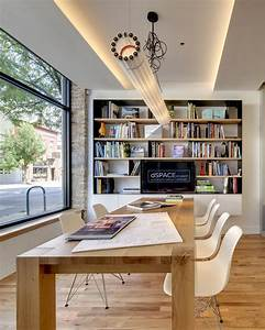 Contemporary, Office, Interior