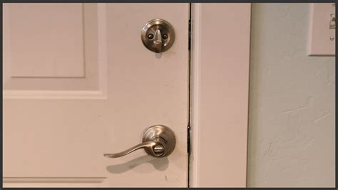 how to install door knob installing lever handle door knobs with deadbolts