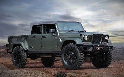2019 Jeep Gladiator Redesign, Price And Review